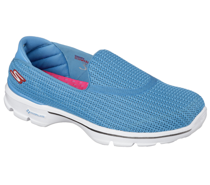 WOMEN'S SKECHERS GOWALK 3 – HOUSTON