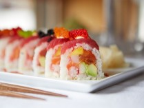 Sake Tumi Coupons – 56% OFF Sushi & Mimosas on Mother's Day – East Asian Cuisine Deals