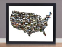 Collage.com Coupons – 45% OFF Custom Collage Framed Print – Photography Stores & Services Deals