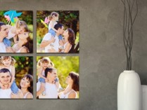 Picture It On Canvas Coupons – 20% OFF Four Custom Prints on Metal – Professional Services Deals