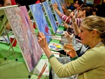Paint Nite Coupons – 56% OFF Painting Event at Local Bar – Courses – Entertainment Media / Arts Deals