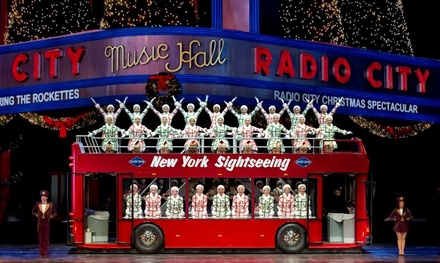 "Best ""Radio City Christmas Spectacular"" Coupons"