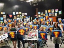 Uptown Art Coupons – 65% OFF Painting Class – Courses – Entertainment Media / Arts Deals