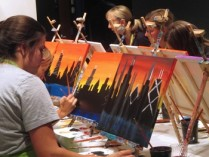 Arts n Spirits Coupons – 70% OFF BYOB Painting Class – Courses – Entertainment Media / Arts Deals