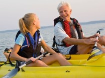 Marina Paddle Coupons – 50% OFF Kayak Lesson and Use – Kayak Rental Deals