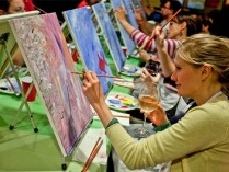 Paint Nite NYC Coupons – 54% OFF Paint Nite NYC – Painting Class – Courses – Entertainment Media / Arts Deals