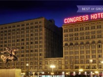 The Congress Plaza Hotel Coupons – 90% OFF Historic Hotel in Chicago's Loop – Accommodation type Deals