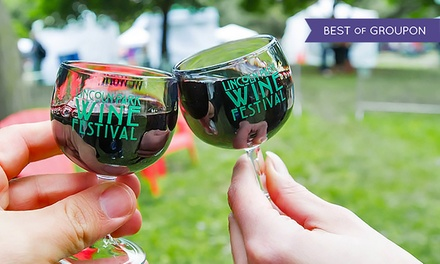 Special Events Management: Lincoln Park Wine Fest Coupons