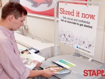 Staples Coupons – 51% OFF Shredding Services at Staples – Organization / Storage / Shelving – Kitchen (Retail) Deals