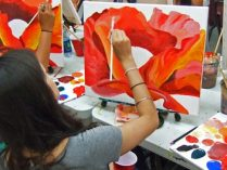 Painting Lounge Coupons – 68% OFF BYOB Painting Class – Courses – Entertainment Media / Arts Deals